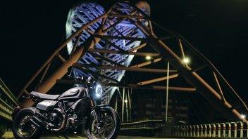 Moto - News: Ducati Scrambler Nightshift my2021: regina della notte - caratteristiche e foto