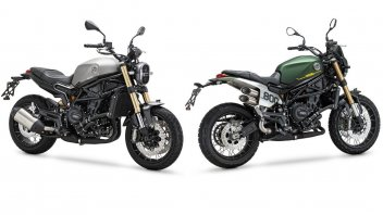 Moto - News: Benelli Leoncino 800 2021: la nuova maxi, anche in versione Trail - caratteristiche