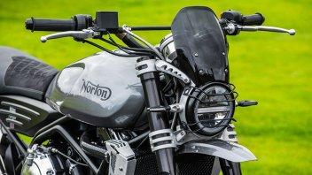 Moto - News: Norton, la ripartenza passa per il deposito del brevetto di 6 modelli