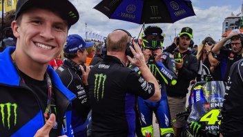 MotoGP: Chi è Garrett Gerloff, il sostituto di Valentino Rossi made in USA