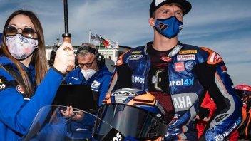 """MotoGP: Garrett: """"Salire sulla Yamaha di Valentino Rossi è qualcosa di folle"""""""