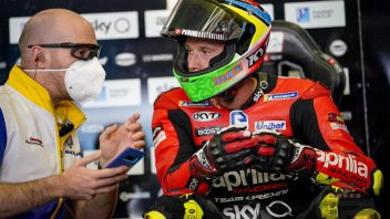"MotoGP: Savadori: ""I beat Mir in qualifying? I could have done even better"""