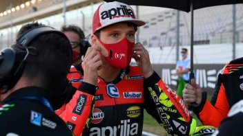 MotoGP: Lorenzo Savadori: from a slice of panettone to MotoGP