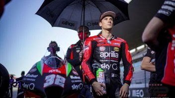 MotoGP: Lorenzo Savadori with Aprilia in 2021, at least for now