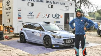 """News: Morbidelli: """"Correre il Monza Rally è come finire nella tana delle tigri"""""""