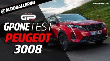 Auto - Test: VIDEO Prova su strada nuova Peugeot 3008