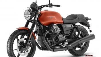 Moto - News: E' nata la nuova Guzzi V7, per il 2021 motore 850 e 65 cv: è instant classic!