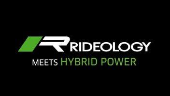 Moto - News: Kawasaki anticipa il futuro con l'ibrido e l'intelligenza artificiale