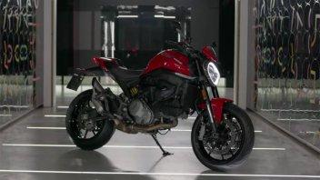 Moto - News: Ducati svela la nuova Monster con la Première alle 19:00