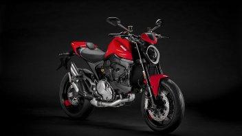 Moto - News: Ducati Monster 2021: addio traliccio! 18 kg in meno e 111 cv - foto e caratteristiche