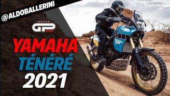 Moto - News: La Yamaha Ténéré vola nelle vendite e sotto la manetta di Alessandro Botturi