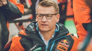 MotoGP: Beirer says he would be happy to supply KTMs to Valentino Rossi's team in the future