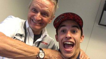 """MotoGP: Schwantz: """"Più Marquez resta fermo e più sarà difficile tornare veloce"""""""