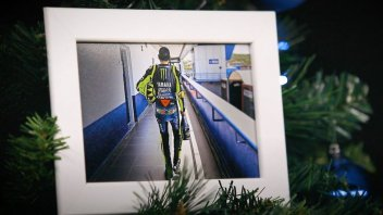 MotoGP: VIDEO - Rossi's last Christmas greetings as an official Yamaha rider
