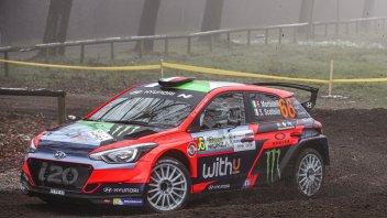 News: Fango, freddo e pioggia: Morbidelli si difende coi denti al Monza Rally