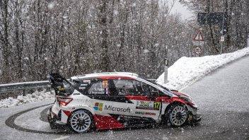 News: Monza Rally: Ogier 7 volte Campione del Mondo, Morbidelli all'ultima prova