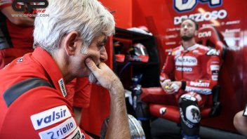 THE RIFT: Dovizioso 'Undaunted' abandons and leaves the Ducati negotiating table in the dark