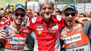 Ducati's decision on Dovizioso is a matter of the heart