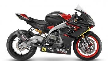 Moto - News: Arriva il Trofeo Aprilia Racing RS 660: due formule per sognare la MotoGP