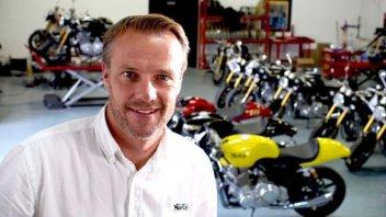 Moto - News: Norton: Stuart Garner deve restituire 14 milioni di sterline