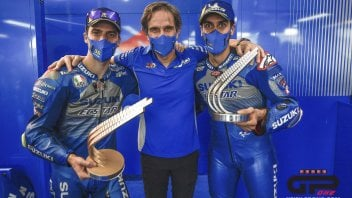 MotoGP: From SBK to success with Rossi and Suzuki: Brivio, the Miracle Man