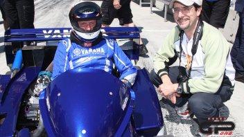 """MotoGP: Lawson: """"le 500? wow! ci mettevi un anno ad imparare a guidarle"""""""