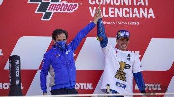 "MotoGP: Brivio: ""I feel sad leaving Suzuki, I accept a new challenge"""