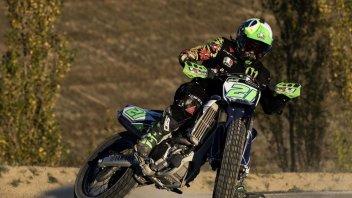 """MotoGP: Morbidelli: """"Al Ranch di Rossi danzo con la moto e supero la paura"""""""