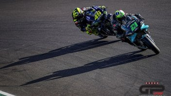 MotoGP: Yamaha, enemy around the corner: Monster on Petronas fairings with Rossi