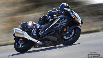 Moto - News: Suzuki Hayabusa: la terza generazione perde 7 cv ma resta un riferimento