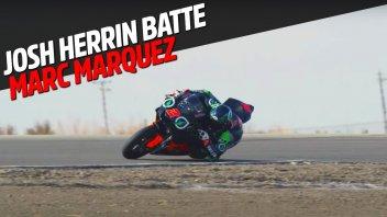 Moto - News: Josh Herrin beats Marc Marquez: as elbow-drag record holder