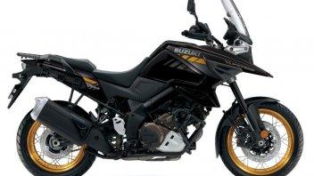 Moto - News: Suzuki V-Strom 1050 XT MY2021: voglia di avventura - caratteristiche e foto