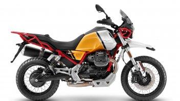 Moto - News: Moto Guzzi V85 TT, ecco i prezzi della nuova gamma della tutto terreno