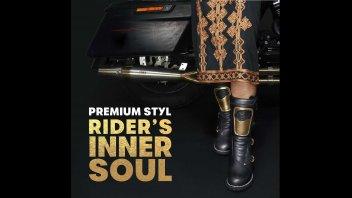 Moto - News: Stylmartin Premium Styl, quando la moto si fa glamour