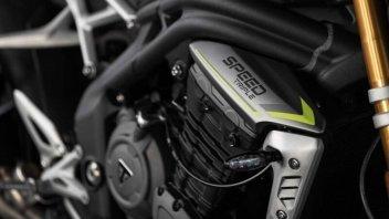 Moto - News: Triumph Tiger 1200 2021: avrà il motore della nuova Speed Triple?