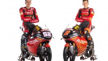 "Moto3: Rodrigo e Alcoba: ""L'avversario è la testa, puntiamo al titolo"""