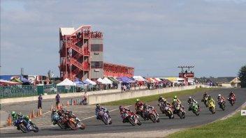 MotoAmerica: Gli ultimi due round della MotoAmerica Superbike Series prevedono tre gare