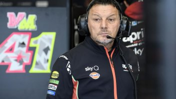 "MotoGP: Fausto Gresini's fight continues: ""Deeply sedated again""."
