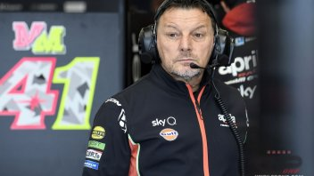 MotoGP: Fausto Gresini: oxygen levels worsened and fever is back