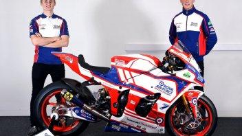 SBK: BSB, Ryan Vickers rinnova con Lee Hardy Racing