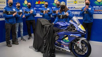 SBK: Biblion Motoxracing Yamaha confirms Maria Herrera for WorldSSP campaign