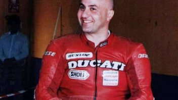SBK: Addio ad Aldeo Presciutti, veloce e simpatico romano della Superbike