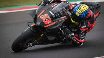"""SBK: Rabat: """"I had fun with the Ducati V4 and I found the limit"""""""