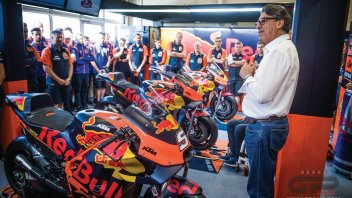 """Moto - News: Pierer: """"Ducati è la Ferrari della moto, KTM ha provato a comprarla"""""""