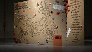 Moto - News: KTM: Unbox your next Adventure - l'evento in salsa arancione