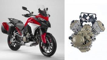 Moto - News: Ducati richiama le Multistrada V4: c'è un problema con i guidavalvole