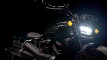 Moto - News: Harley-Davidson, la Custom 1250 rispolvera la denominazione Nightster?