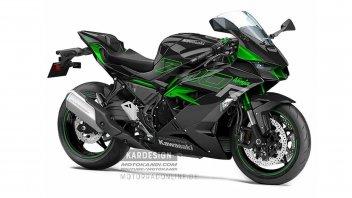 Moto - News: Kawasaki Ninja 700R, in arrivo una nuova supersportiva anti RS 660?