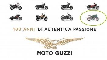 Moto - News: Moto Guzzi: per i 100 anni un nuovo modello in arrivo?