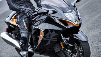 Moto - Test: Verso la prova: Suzuki Hayabusa rinnova un mito con oltre 20 anni